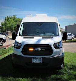 Fort Collins Fiber Optics Van