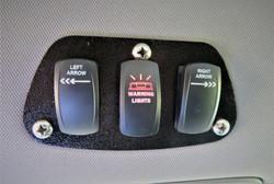 Greeley '19 Silverado Switch Panel
