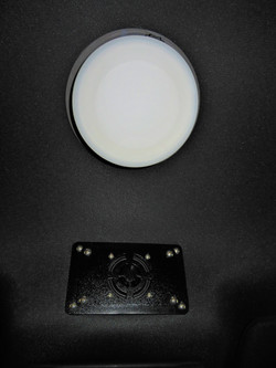Dome Light and Speaker