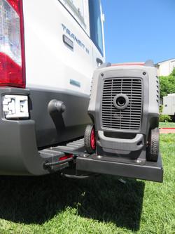 Foco Fiber Optics Van Generator