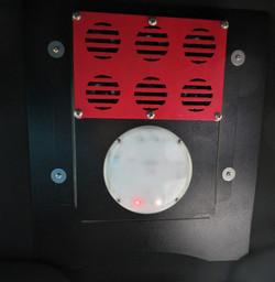 Command Fire Interior Overhead