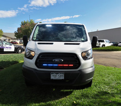 Longmont Police '19 Jail Van Upfit
