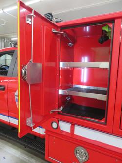 Loveland Fire '19 Brush Truck Upfit