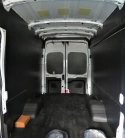 Denver PW Transit Vans '19 Upfit