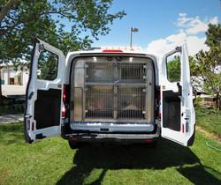 Boulder Animal Protection Van Rear