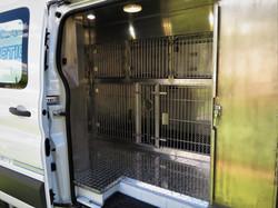 Boulder Animal Protection Van Kennel