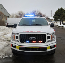 Poudre Fire Authority '19 F150 Upfit