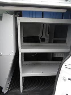 Foco Promaster - Shelving Units