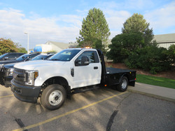 Northern Water '19 Ford F350 Flatbed