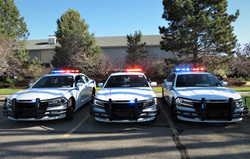 LCSO 2019 Dodge Chargers