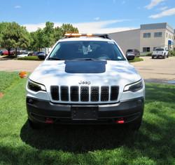 City of Denver '19 Jeep Upfit