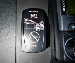 Safe Stop Switch Actuator