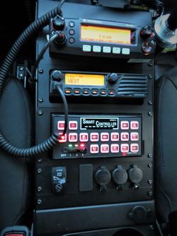 Loveland PD Radio/Siren Control