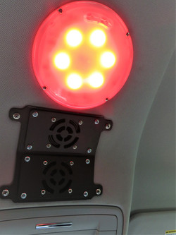 CDPS Tahoe Radio Speaker/Dome Light