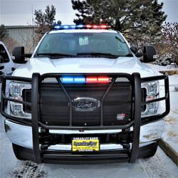 Cheyenne PD Patrol F150