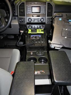 PFA F250 Center Console