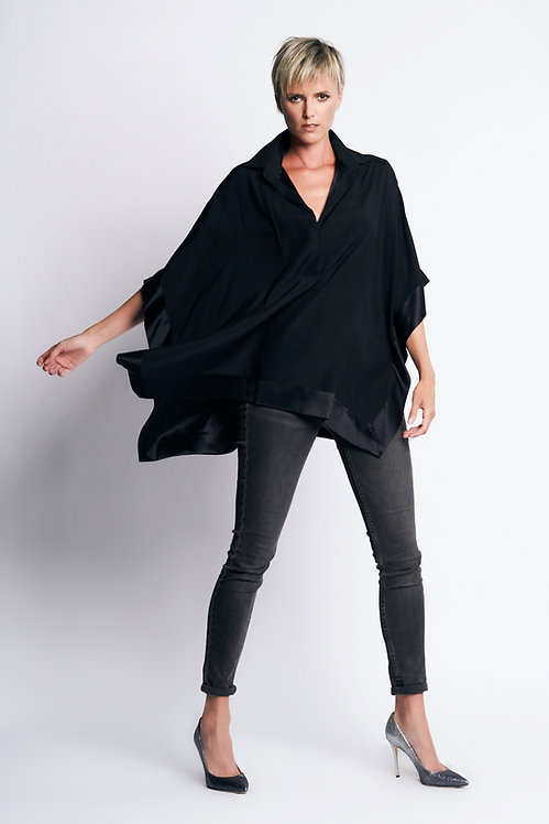 Toga Silk Black