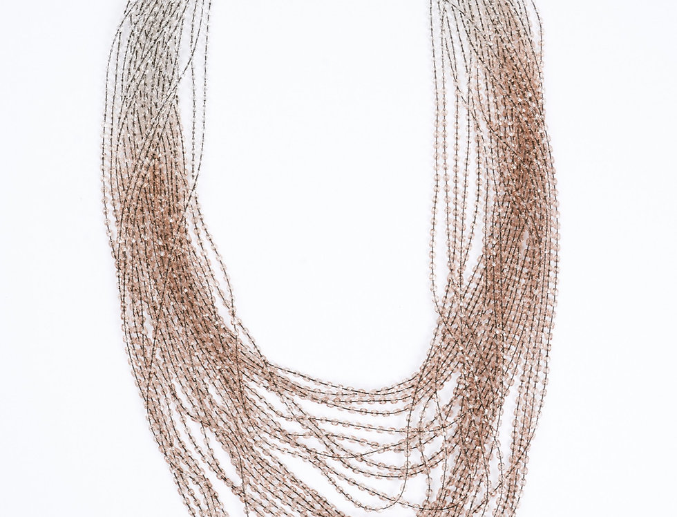 Necklace Waterfall Nude