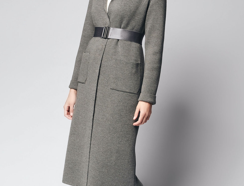 Long Jacket Grey