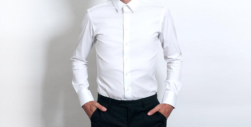 Lei Shirt White