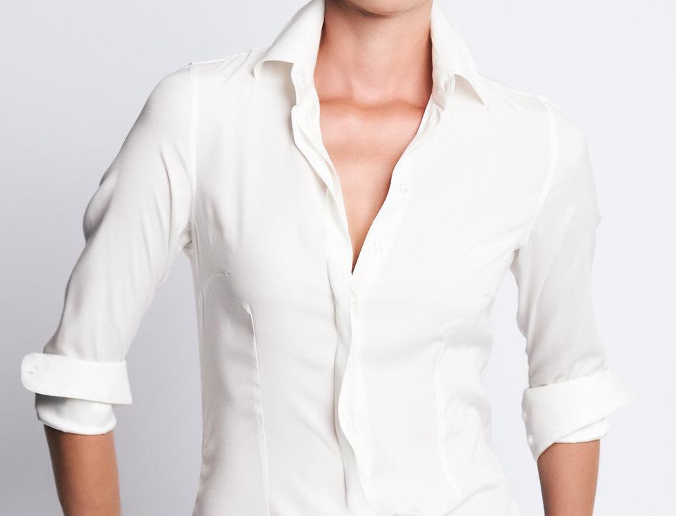 Sarra Silk Ivory