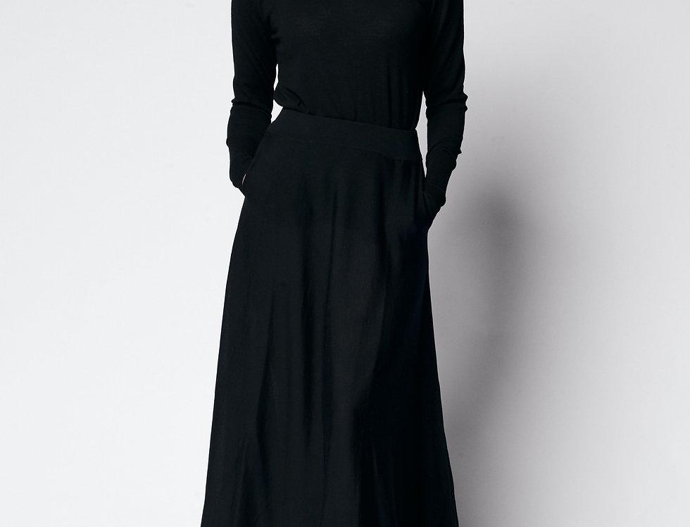 PULL/CARDI Knit Black