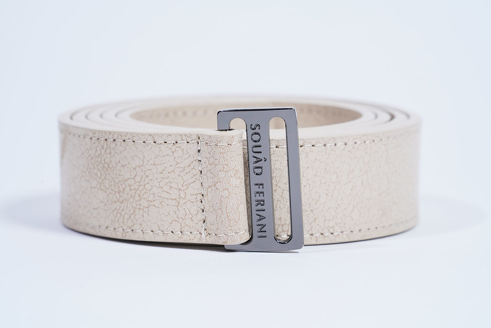 Belt Ivory