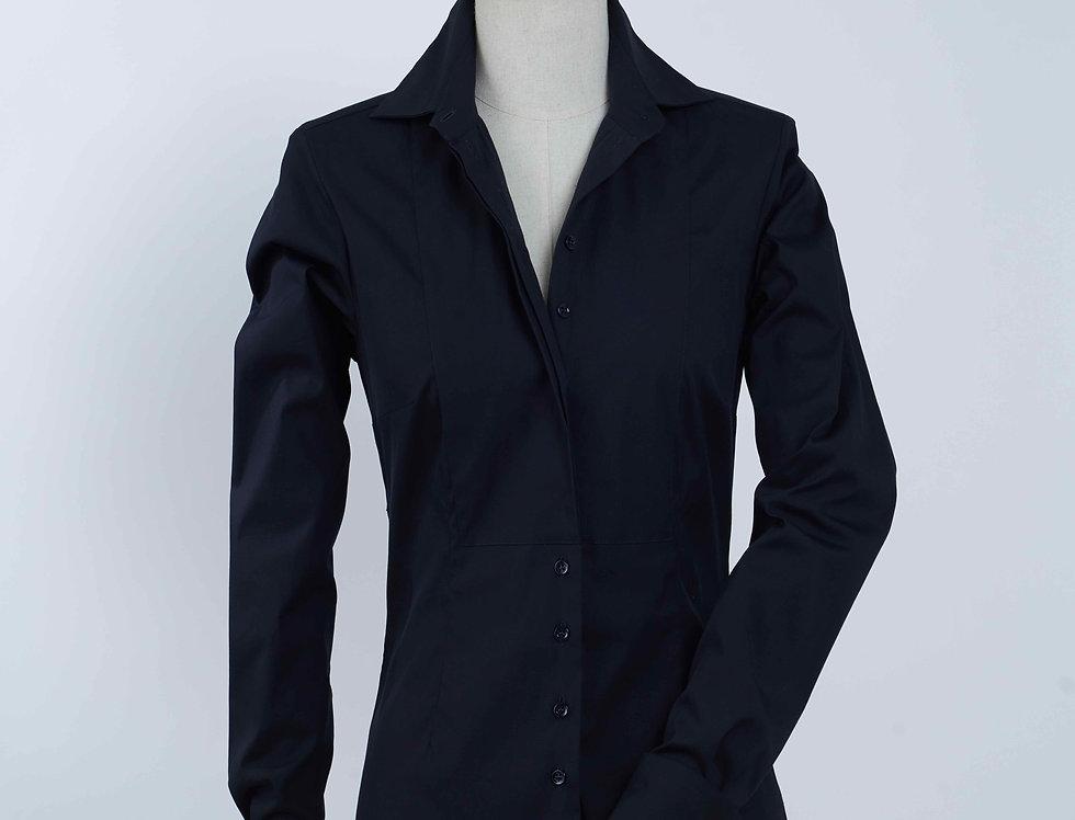 Shirt Cufflinck Blue Black