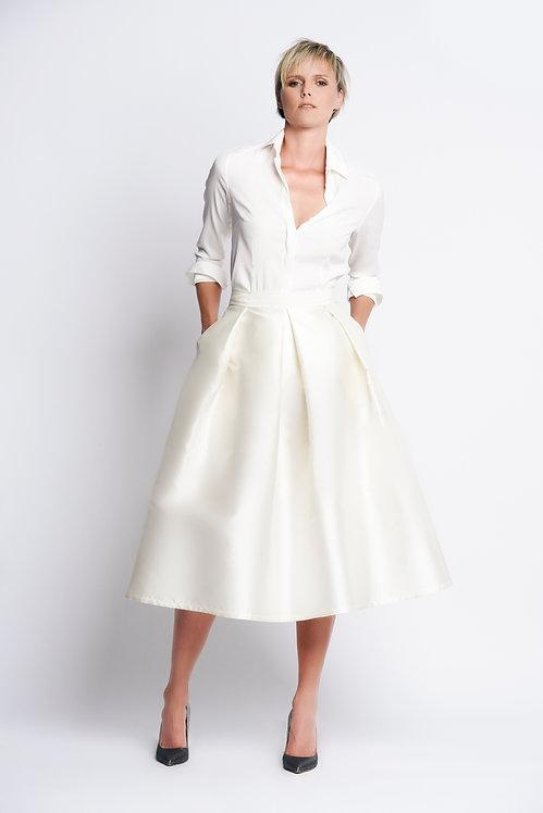 Sofia Skirt Ivory