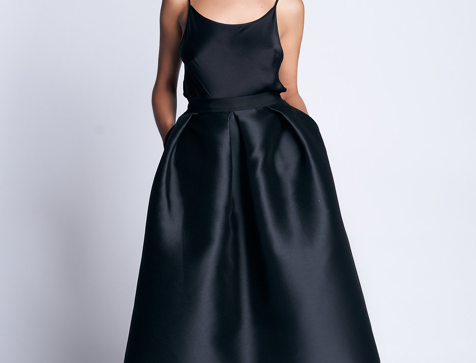 Sofia Skirt Black
