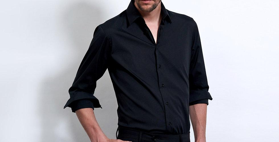 Lei Shirt Black