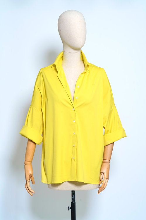 Loose Shirt Yellow