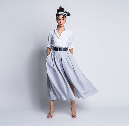 Audrey Skirt Grey