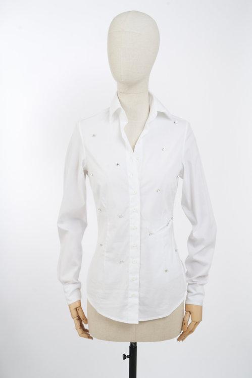 Basic Shirt Crystal White
