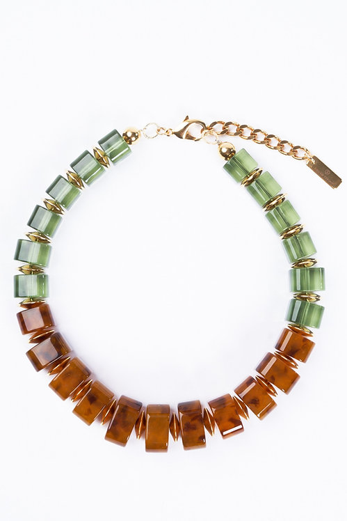 Cubis Beads Necklace