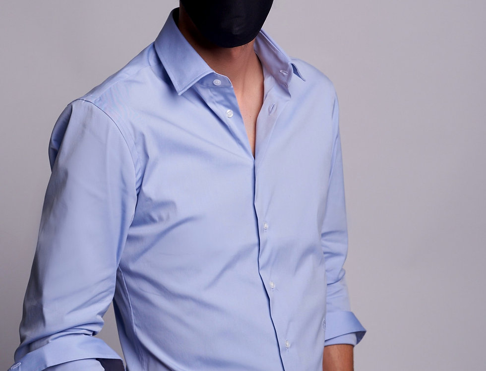 Basic Face Mask Man Black