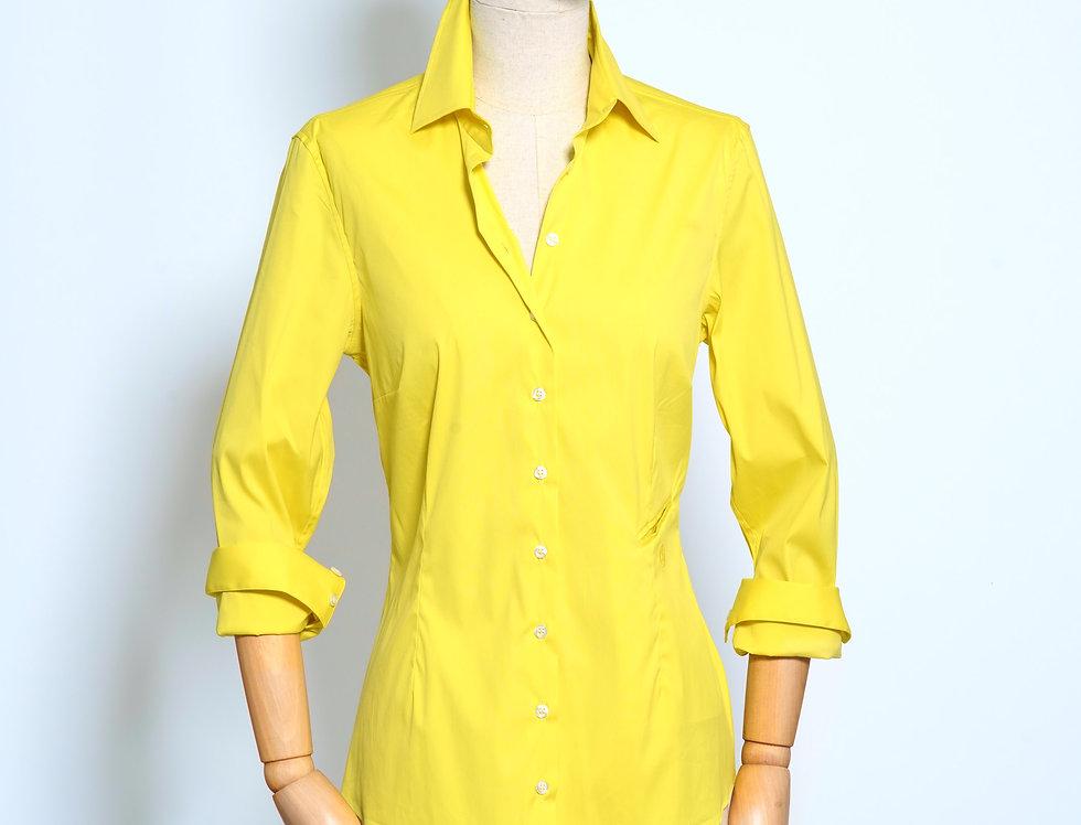 Nina Shirt Yellow