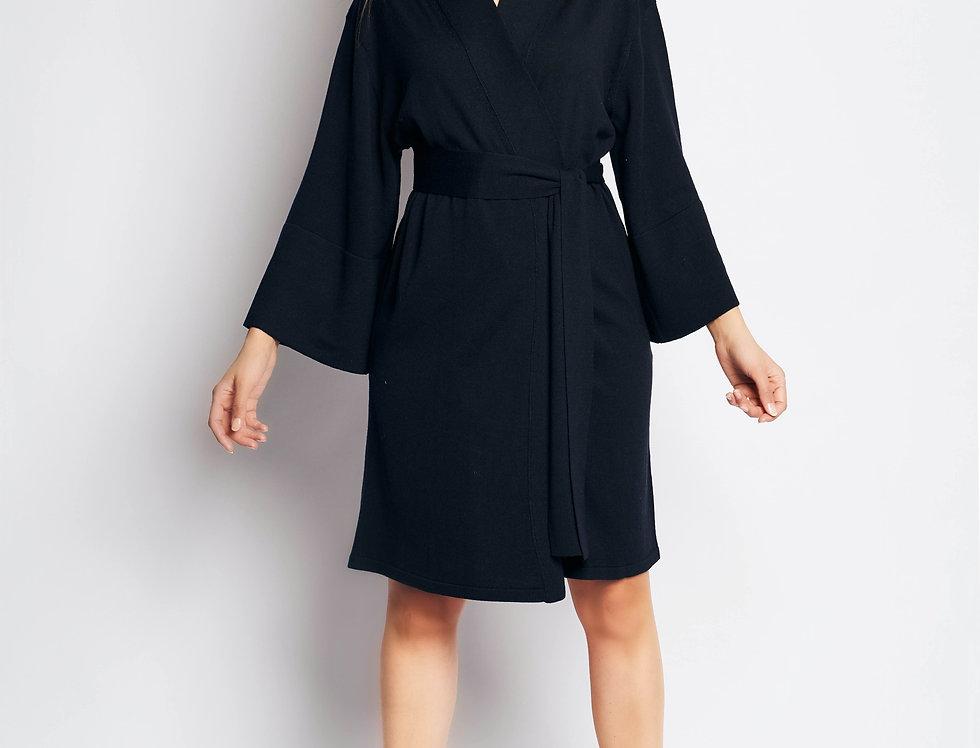 Kimono short Dark Blue