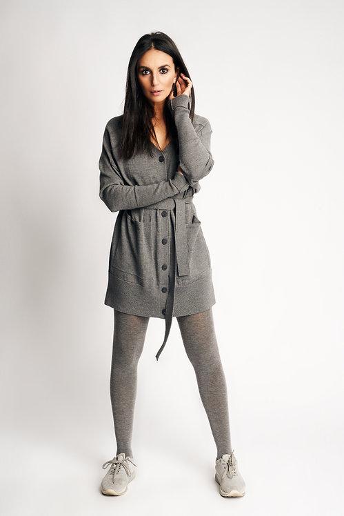 Cardigan Soso Grey