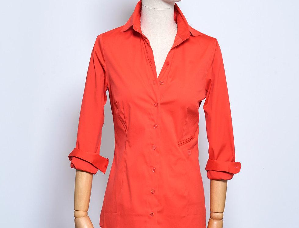 Basic Shirt Red