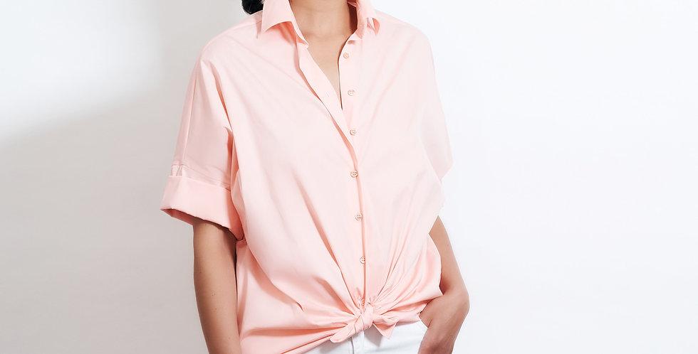 Loose Shirt Peach