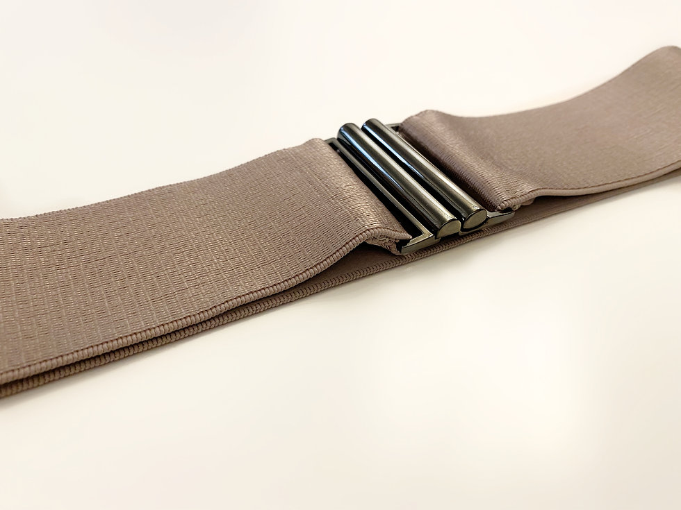 Elastic Waist Belt Visant