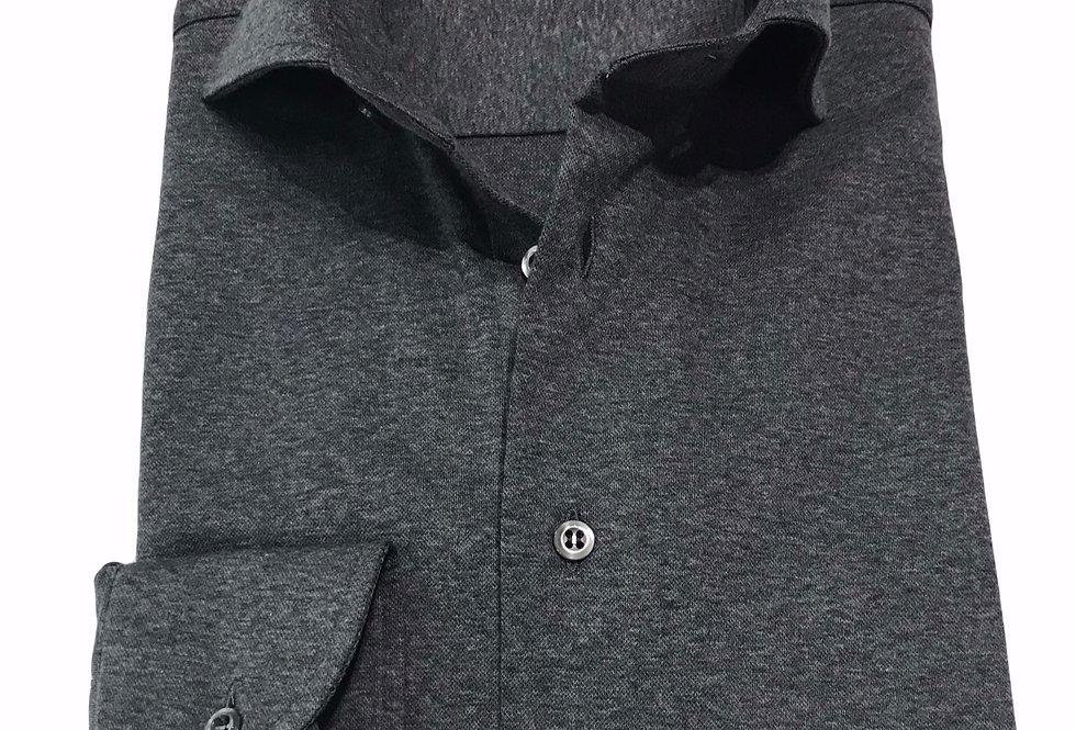 Lei Shirt Grey Piqué