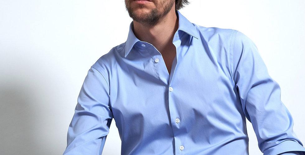 Lei Shirt Light Blue