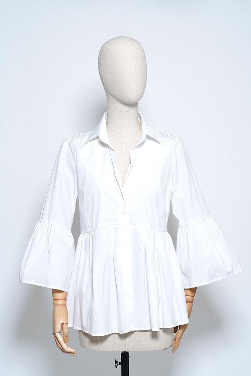 Shirt Vollant White