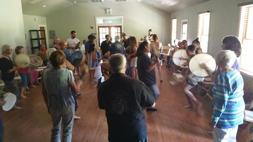 Placerville Shamanic Drum Circle