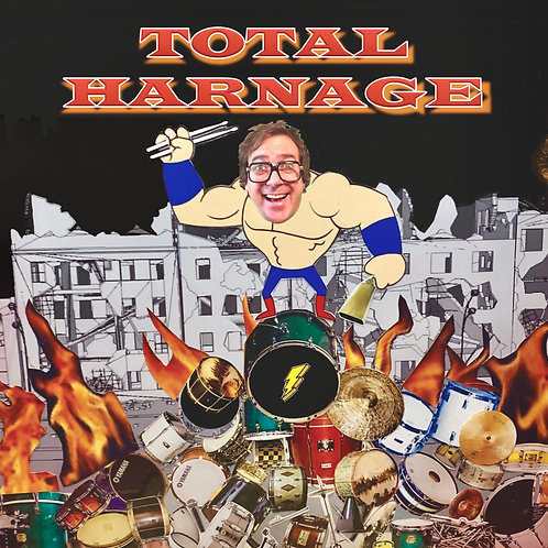TOTAL HARNAGE CD