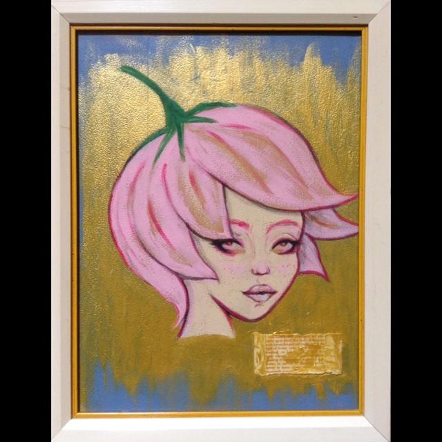 Mixed Media Painting by Tesoro Carolina