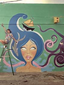 Art by Tesoro Carolina