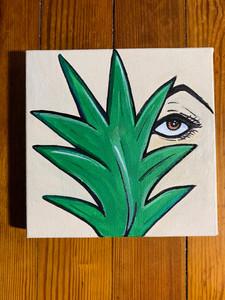 Acrylic Painting by Tesoro Carolina